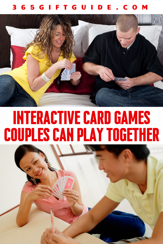 Interactive Card Games Couples Can Play Together