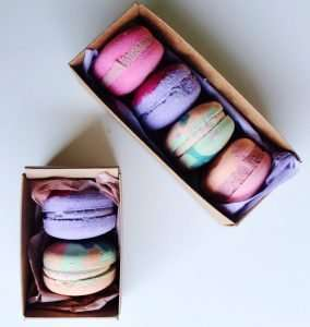 Macaron Bath Bomb Gift Set