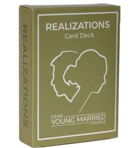 Realizations Card Deck Couples Card Game