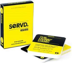 SERVD - His & Hers