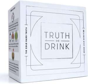 Truth or Drink Fun Drinking Card Game