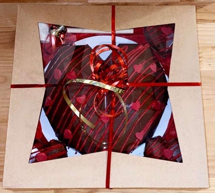 Ultimate Valentine Cocoa Bomb Box