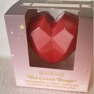 Valentine's Day Strawberry or Chocolate Bomb