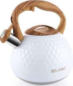 BELANKO Teapot Whistling Kettle
