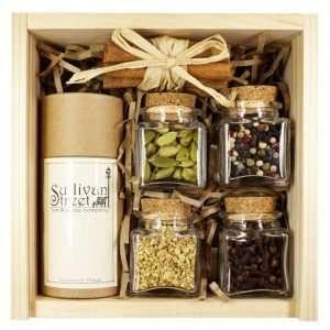 Chai Tea Gift Basket