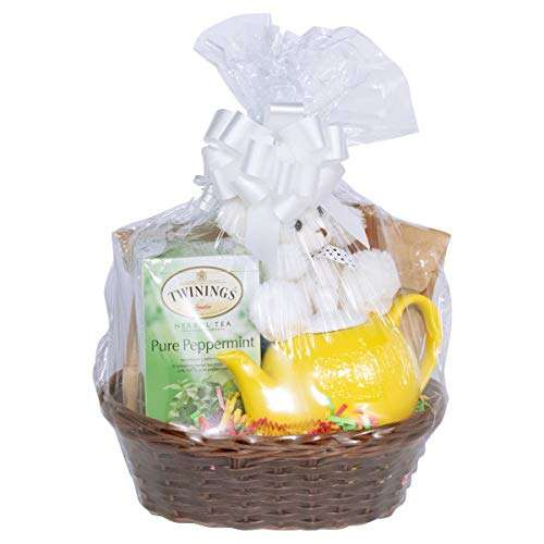 Just What The Doctor Ordered Tea Gift Basket