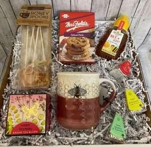 Tea & Honey Gift Basket