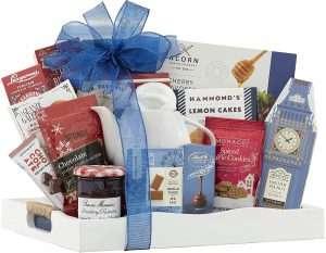 Tea Time Tea Gift Basket