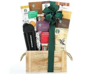 Teavana Tea Gift Basket