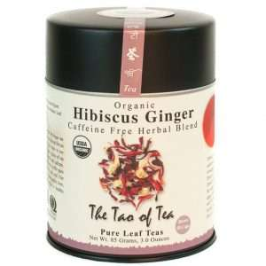 The Tao of Tea, Hibiscus Ginger Tea