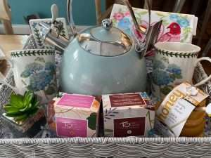Themed Tea Gift Basket