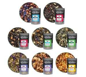 Tiesta Tea Top 8 Favorites Tea Sampler Pack