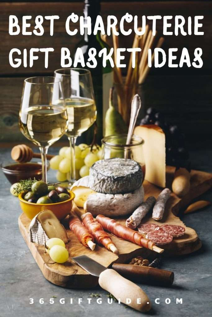 13 Gorgeous Charcuterie Gift Basket Ideas