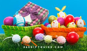 21 Easter Hamper Ideas