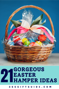21 Gorgeous Easter Hamper Ideas