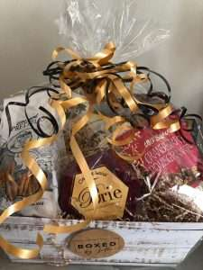 Boxed by Julie Charcuterie Gift Box