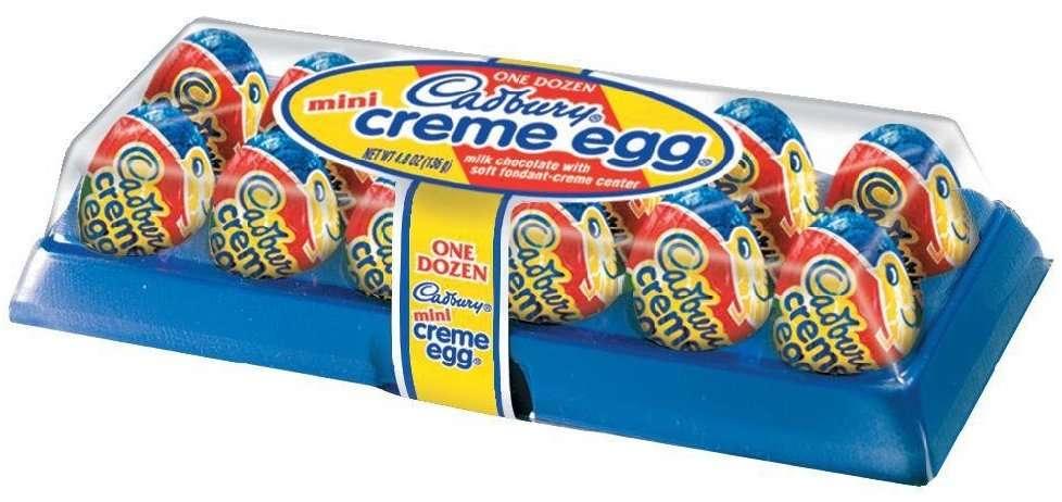 Cadbury Easter Mini Crème Egg