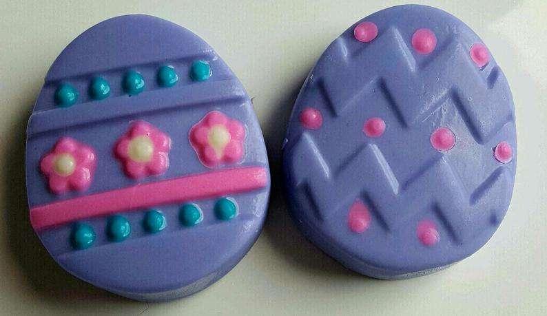 Chocolate Covered Easter Oreo Eggs