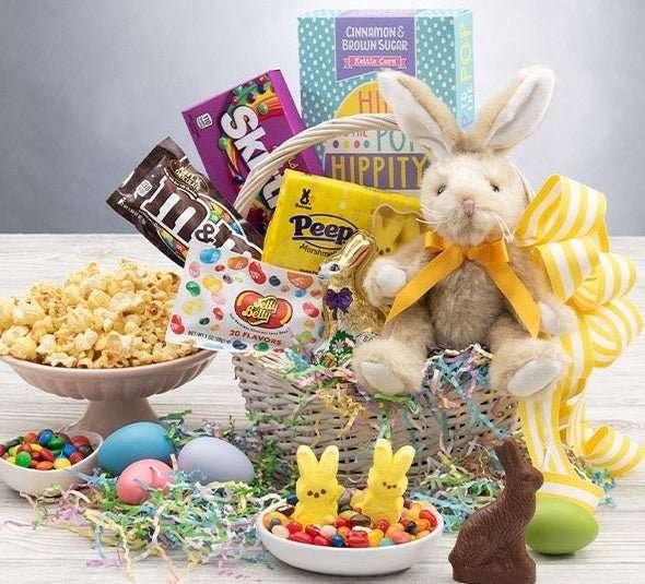 Classic Gourmet Easter Basket