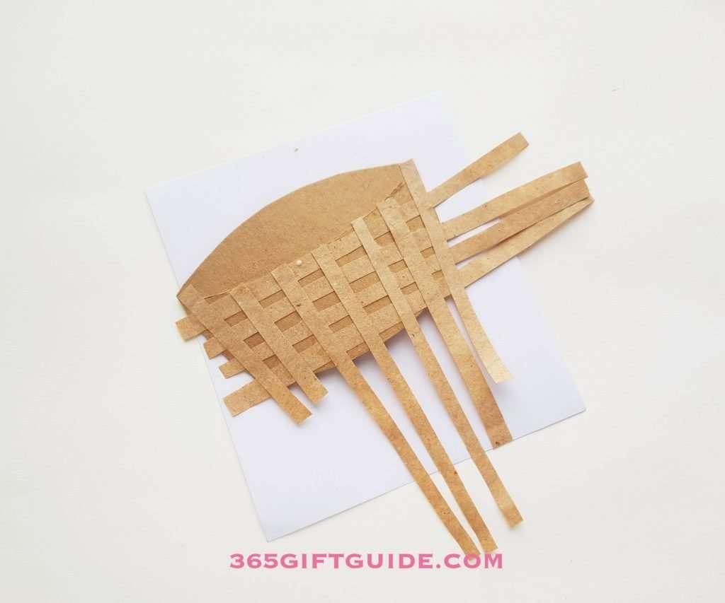 Easter Basket Craft Step (5)