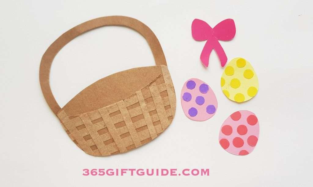 Easter Basket Craft Step (8)