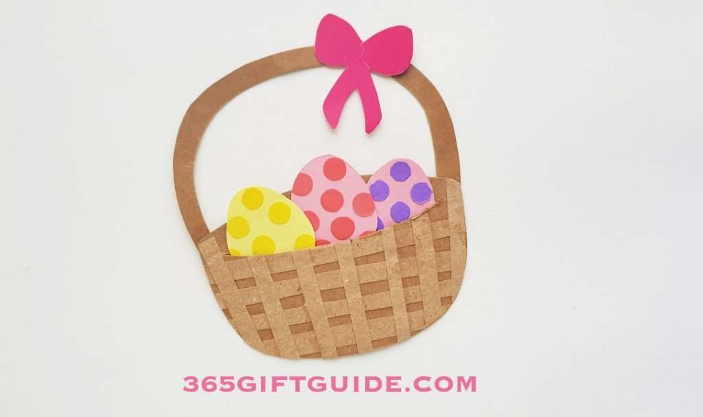 Easter Basket Craft Step (9)