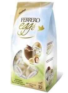 Ferrero Fine Hazelnut Milk Chocolate Eggs