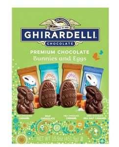 Ghirardelli Premium Chocolate Eggs & Bunnies