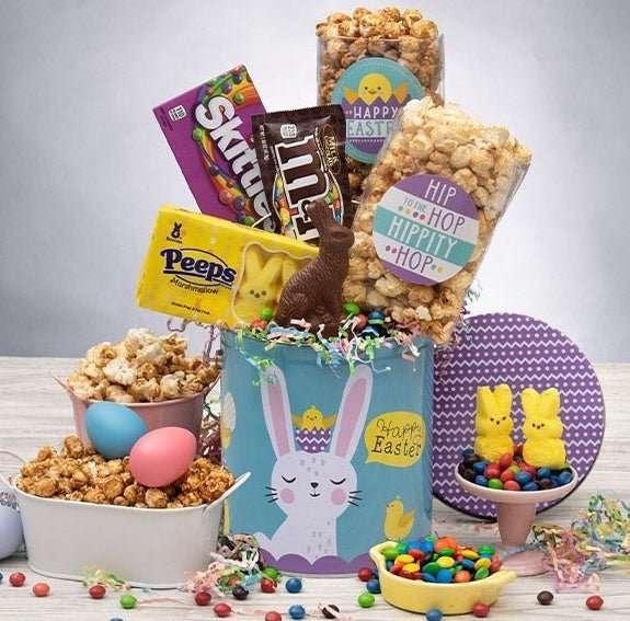 Hippity-Hoppity Easter Hamper Gift