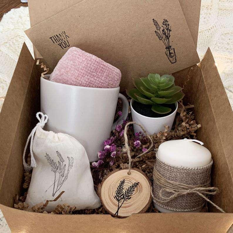 Hygge Succulent Gift Box