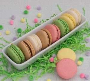 Large Easter Macarons