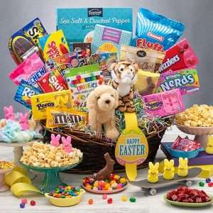 Look What The Easter Bunny Brought Me Easter Hamper