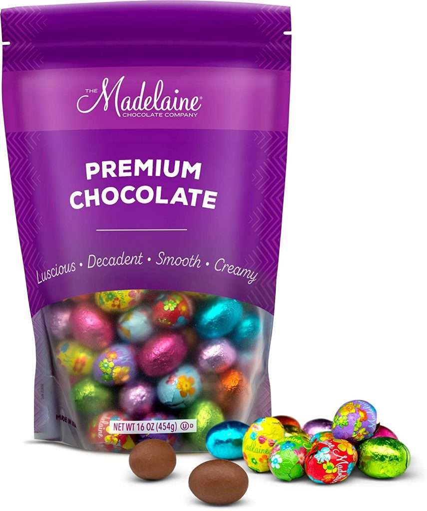 Madelaine Chocolates Easter Eggs