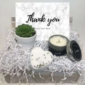 Thank You Succulent Gift Box