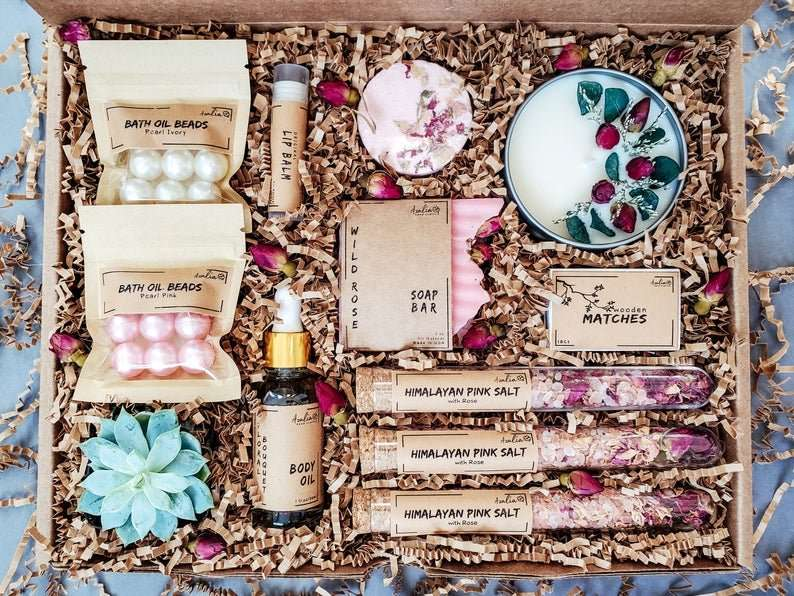 Thinking of You Succulent Gift Box