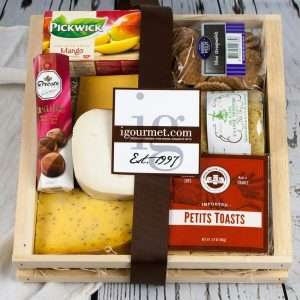igourmet Dutch Classic Gourmet Charcuterie Gift Basket