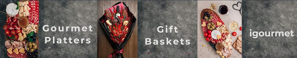 igourmet charcuterie gift basket ideas