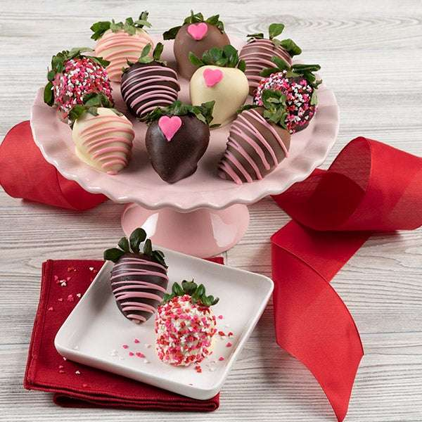 All My Love Chocolate Covered Berries