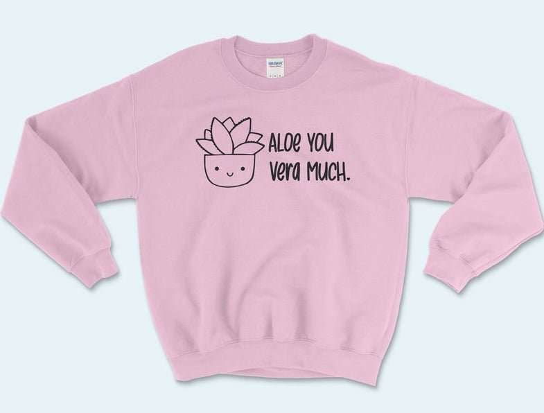 Aloe You Very Much Mother's Day T-shirt