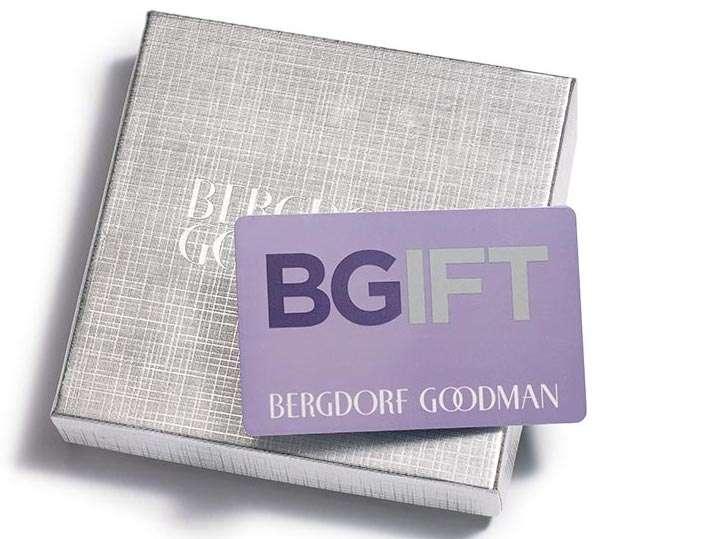 Bergdorf Goodman Gift Card