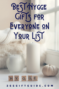 Best Hygge Gifts for Everyone on Your List