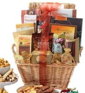 Broadway Basketeers Deluxe Chocolate Gift Basket