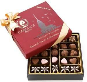 Carian's Bistro Chocolatier Special Box Luxury Selection