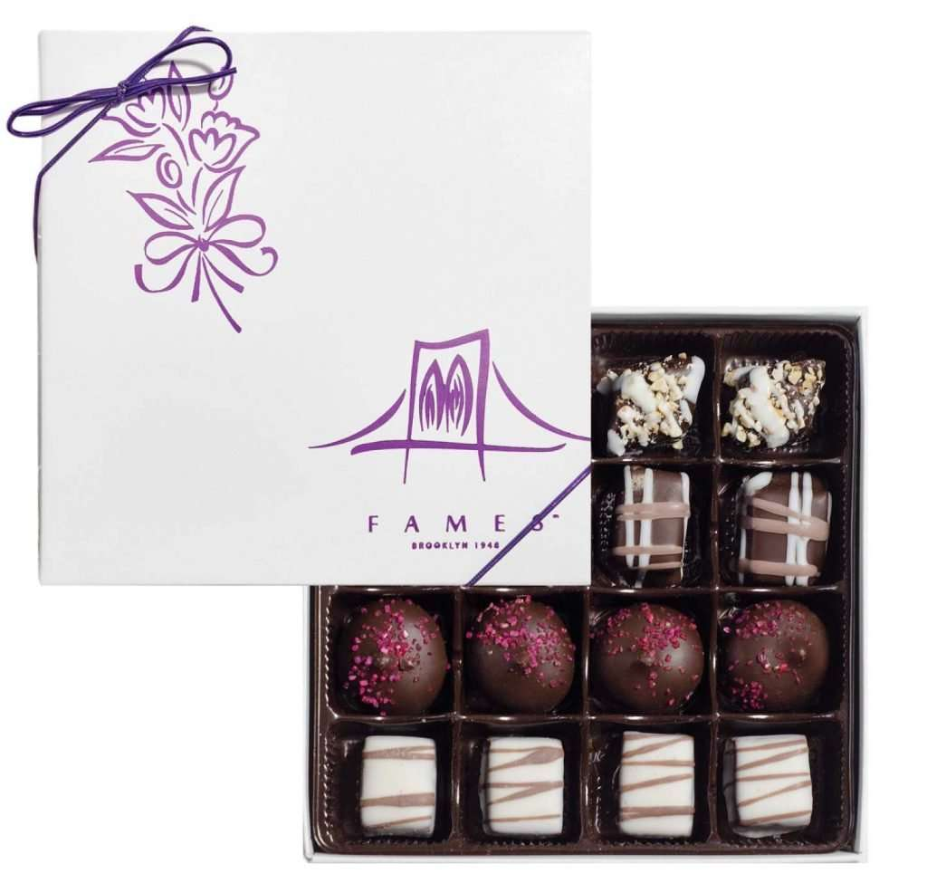 Chocolate Gift Box for Mom