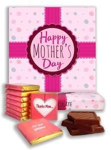 Chocolate Gift Set for Mom