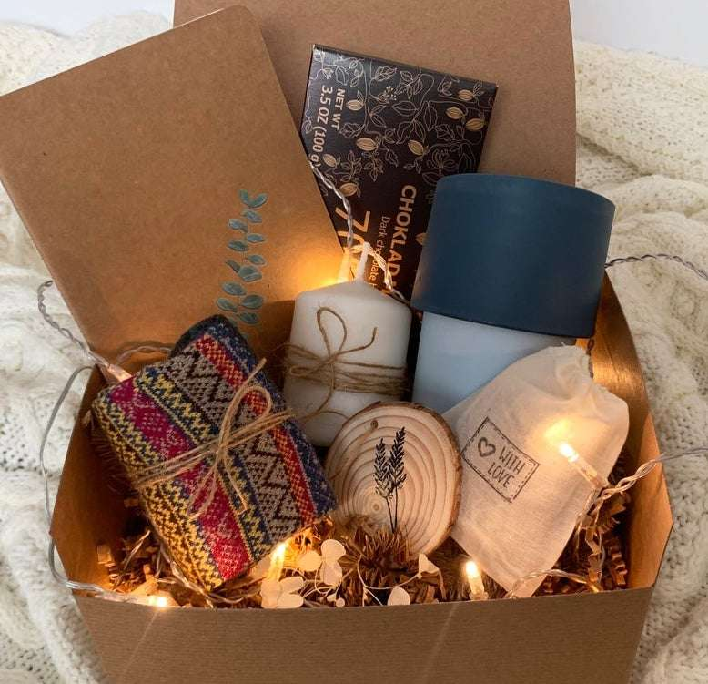 Extra Cozy Hygge Box Gift