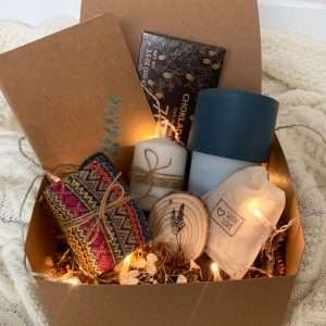Extra Cozy Hygge box