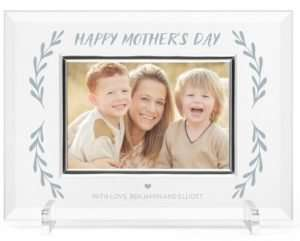 Foliage Frame Mother's Day Frame