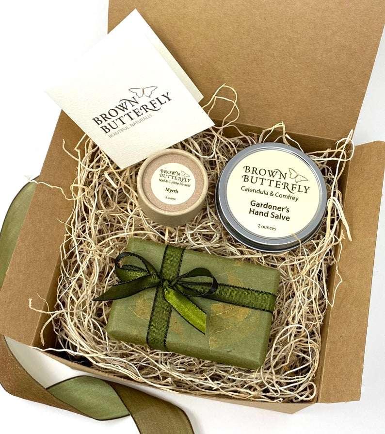 Gardener's Gift Box for Mom