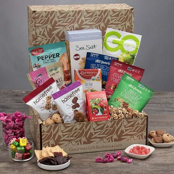 Gluten Free Gift Basket for Mom